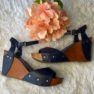 Lucky Brand Marisse Wedge Sandals